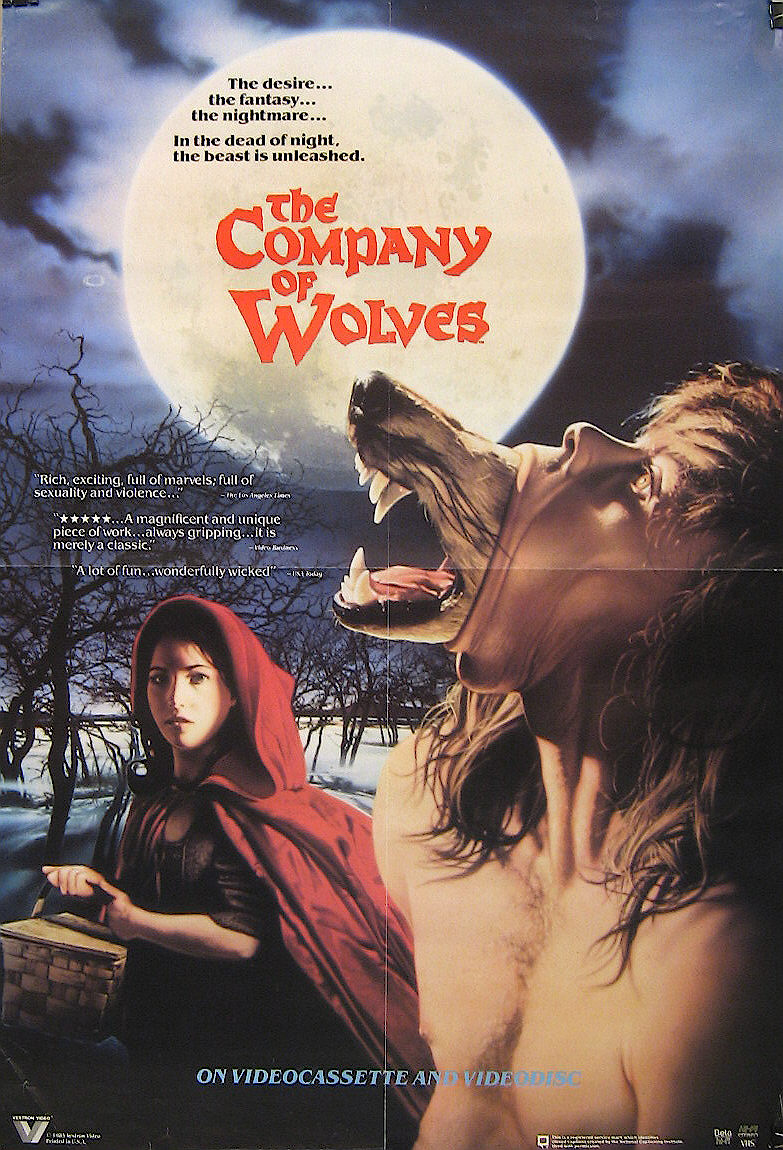 the company of wolves In the company of wolves: werewolves, wolves, and wild children – narratives  of sociality and animality, ed by sam george and bill hughes (manchester.